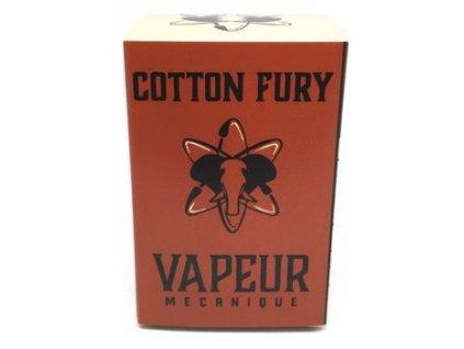 Vapeur Mecanique Cotton Fury organická bavlna