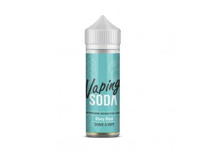 vaping soda bluey blast