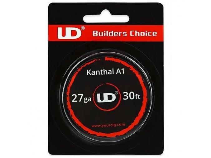 UD Kanthal - odporový drát - 27GA - 0,35mm - 9m