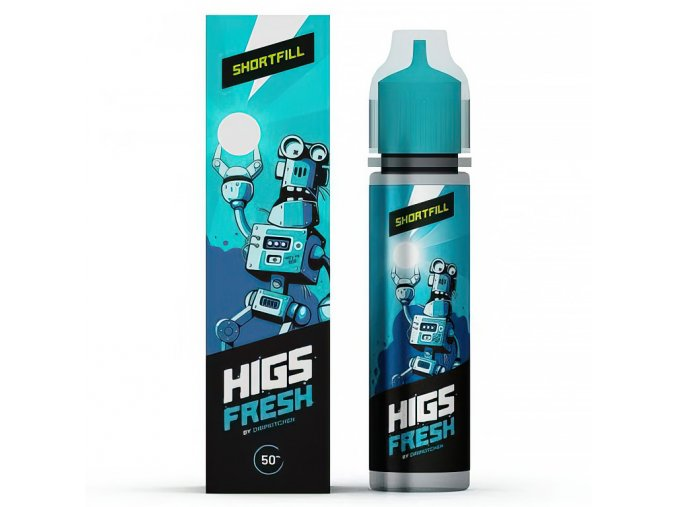HIGS Shake & Vape - Fresh Aroma - 10ml