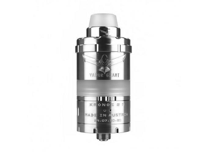 Vapor Giant Kronos 2 M - RTA atomizér (Silver)
