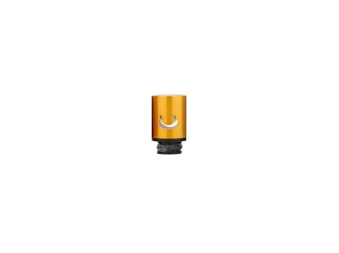 13735 aluminum pom smile naustek pro clearomizer yellow