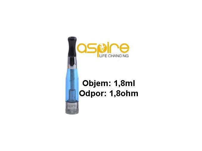 aSpire CE5 BDC Clearomizer 1,8ohm 1,8ml Blue