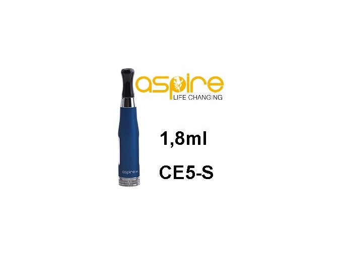 aSpire CE5-S BDC Clearomizer 1,8ohm 1,8ml Blue