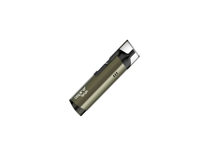 64352 aspire spryte elektronicka cigareta 650mah green