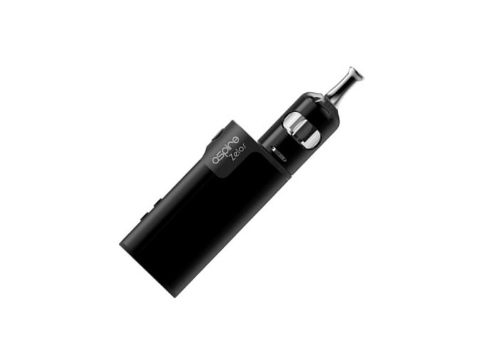 aSpire Zelos 2.0 TC50W Grip Full Kit 2500mAh Black  + eliquid zdarma