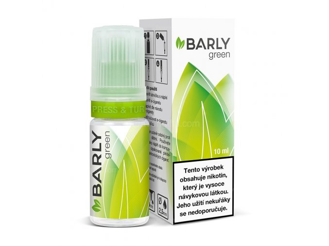 barly green