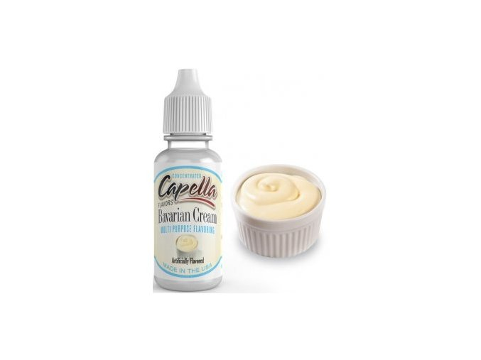 Capella 13ml Bavarian Cream