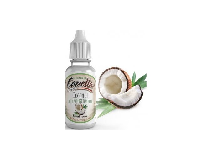 Capella 13ml Coconut