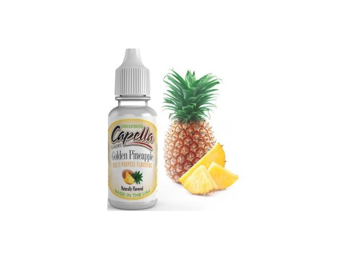 Capella 13ml Golden Pineapple
