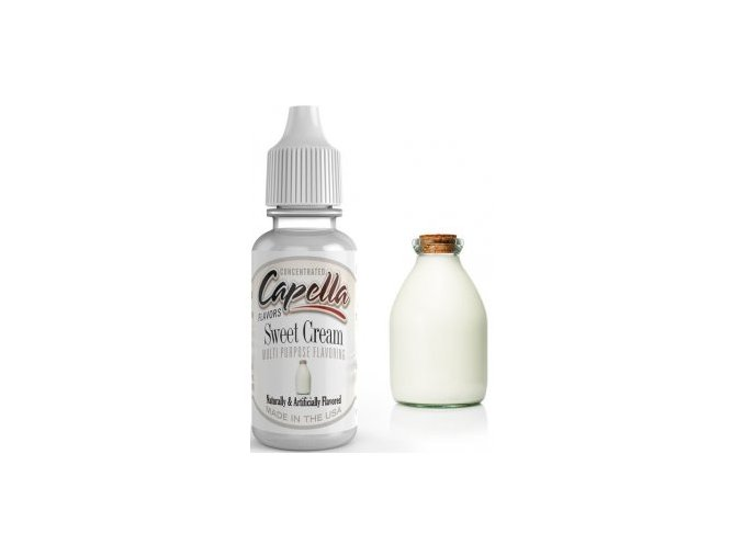 Capella 13ml Sweet Cream
