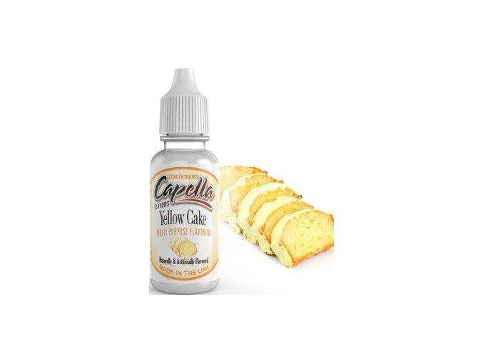 Capella 13ml Yellow Cake