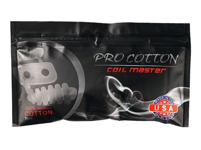 Coil Master Pro Organická bavlna