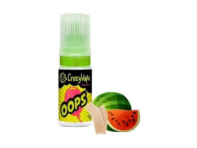 CrazyVape OOPS