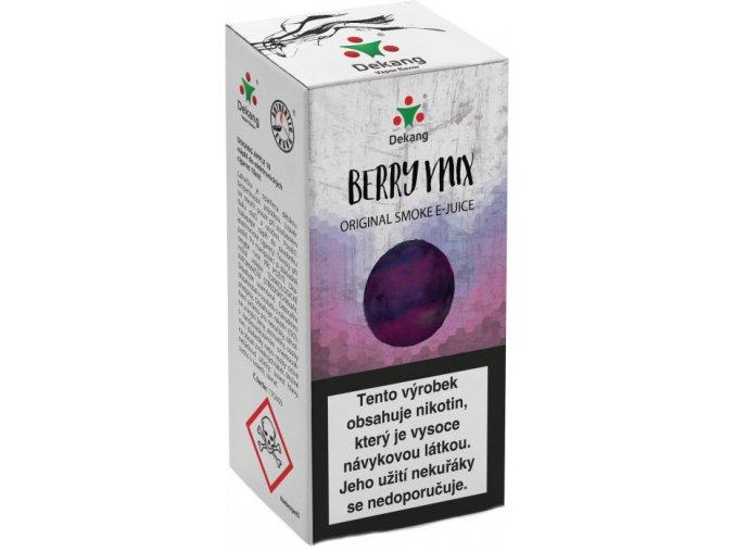 dekang berry mix 10ml lesni plody