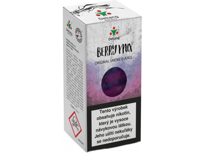 dekang berry mix 10ml lesni plody