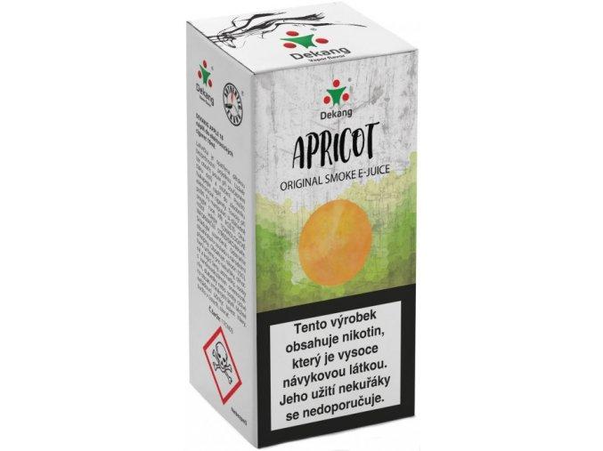 dekang apricot 10ml merunka