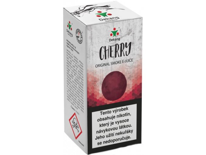 dekang cherry 10ml tresen