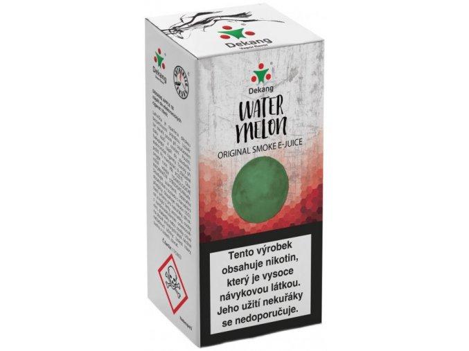 dekang watermelon 10ml vodni meloun