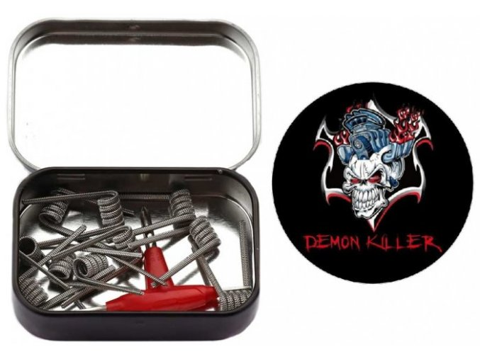 Demon Killer Alien V2 spirálky 0.25ohm 10ks