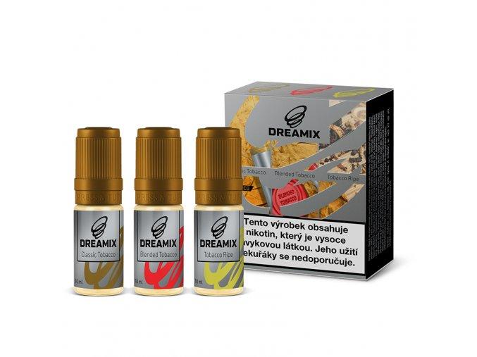 dreamix 3x10ml klasicky tabak smes tabaku Cisty tabak