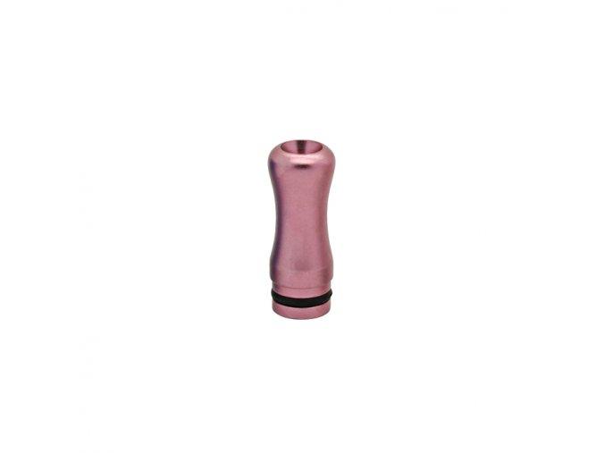 nautek-drip-tip-clearomizer-c4-c5-hlinik-alluminium-kulaty-ruzovy