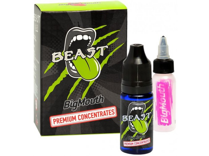 big mouth classical beast