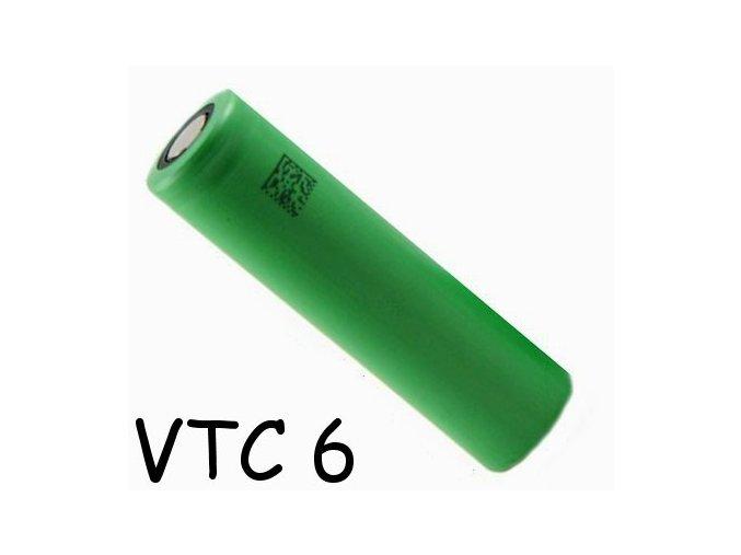 SONY VTC 6 baterie 18650 30A 3000mAh