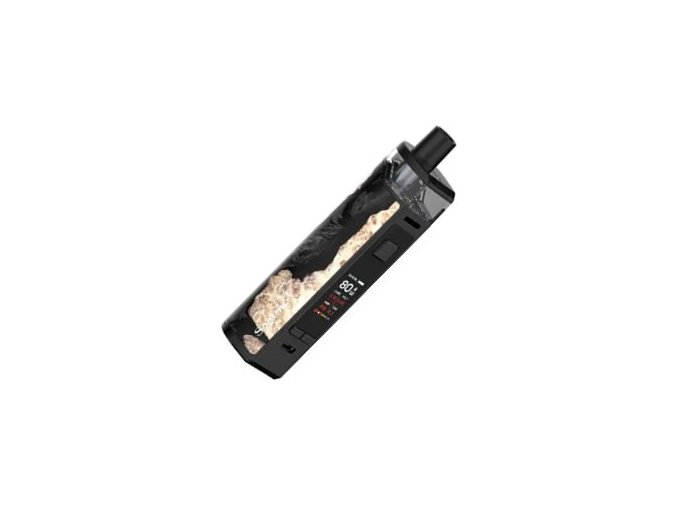 Smoktech RPM80 Pro grip Full Kit Black Stabilizing Wood