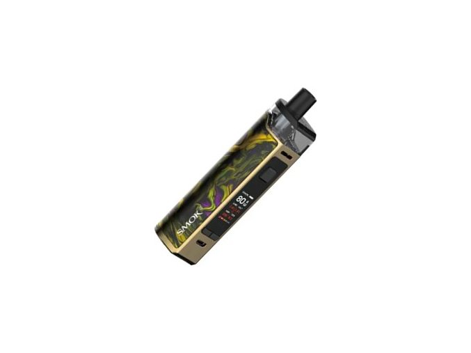 Smoktech RPM80 Pro grip Full Kit Fluid Gold