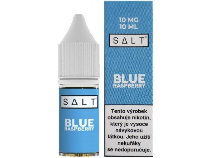 liquid juice sauz salt cz blue raspberry 10ml 10mg