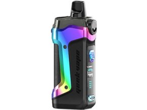 GeekVape Aegis Boost Plus 40W grip Full Kit Aura Glow