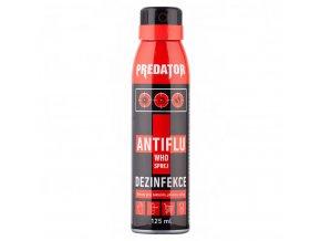 Predator Antiflu WHO - dezinfekční gel BOV - 125 ml