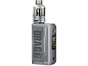 VOOPOO DRAG 3 177W Grip Full Kit Smoky Grey