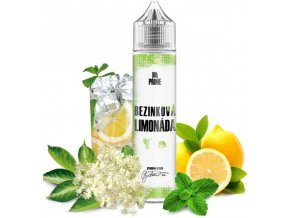 Příchuť Prime Shake and Vape 15ml Elderberry Lemonade (Bezinková limonáda)