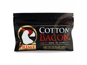 Cotton Bacon Prime - Organická bavlna - 10ks