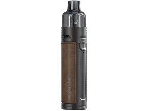 129975 ismoka eleaf isolo r 30w grip full kit 1800mah light brown