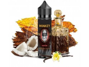 Monkey - Kapitán - Shake and Vape - 12 ml