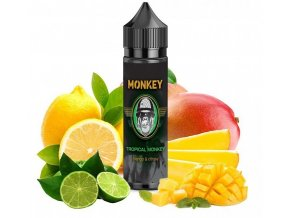 Monkey - Tropical Monkey - Shake and Vape - 12 ml