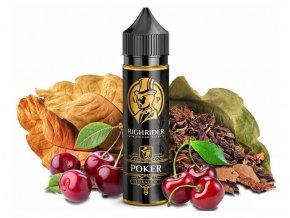 PJ Empire Hing Rider - Poker - Shake and Vape - 20 ml