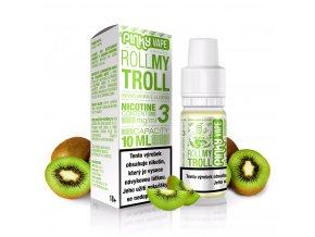 Pinky Vape - E-liquid - 10ml - 3mg - Roll My Troll (Kiwi mix)