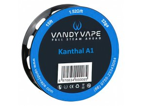 Vandy Vape - Kanthal A1 - odporový drát - 22GA - 4,5m