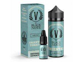 V by Black Note - Příchuť - Oriental Tobacco (Orientální tabáková směs) - 10ml