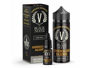 V by Black Note - Příchuť - American Blend (Americká tabáková směs) - 10ml