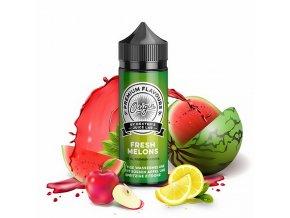 Dexters Juice Lab - Shake & Vape - Fresh Melons (Melounový mix s citrónem) - 30ml