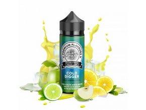 Dexters Juice Lab - Shake & Vape - Cold Digger (Ledové jablko s citrónem) - 30ml