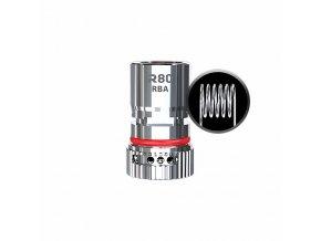 Wismec WV01 Single - R80 - žhavící hlava - 0,8ohm
