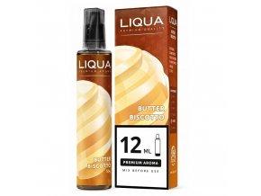 Liqua Mix&Go 12ml Butter Biscotto