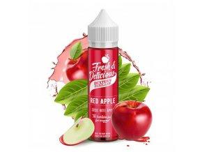 Dexters Juice Lab Fresh & Delicious - Shake & Vape - Red Apple (Červené jablko) - 20ml