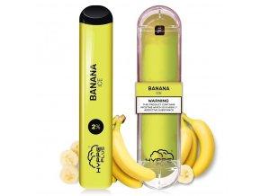 Hyppe Plus Disposable Pod Kit - Svěží banán (Banana Ice)